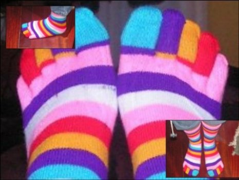 <h2> Calcetines De Colores</h2>